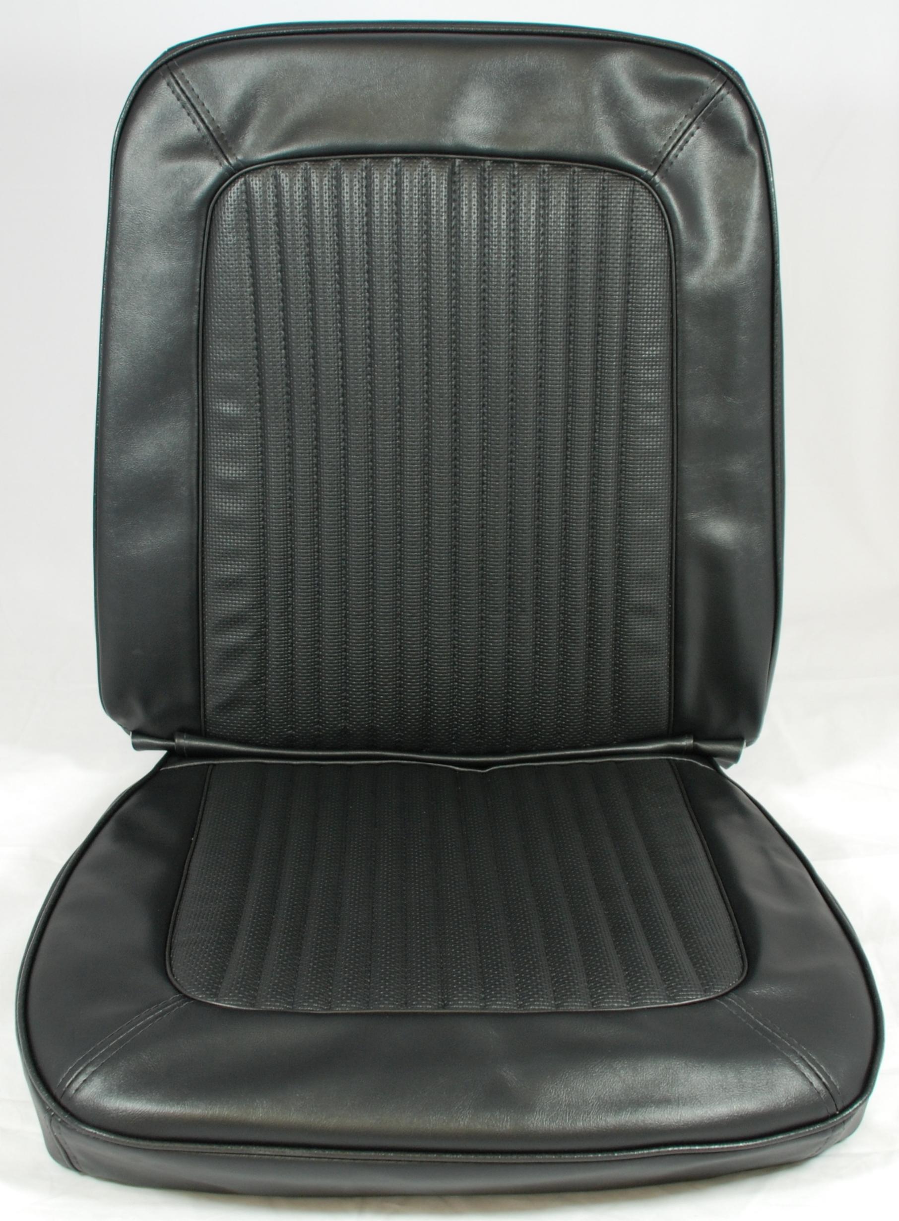 1968 1977 Bronco Upholstery