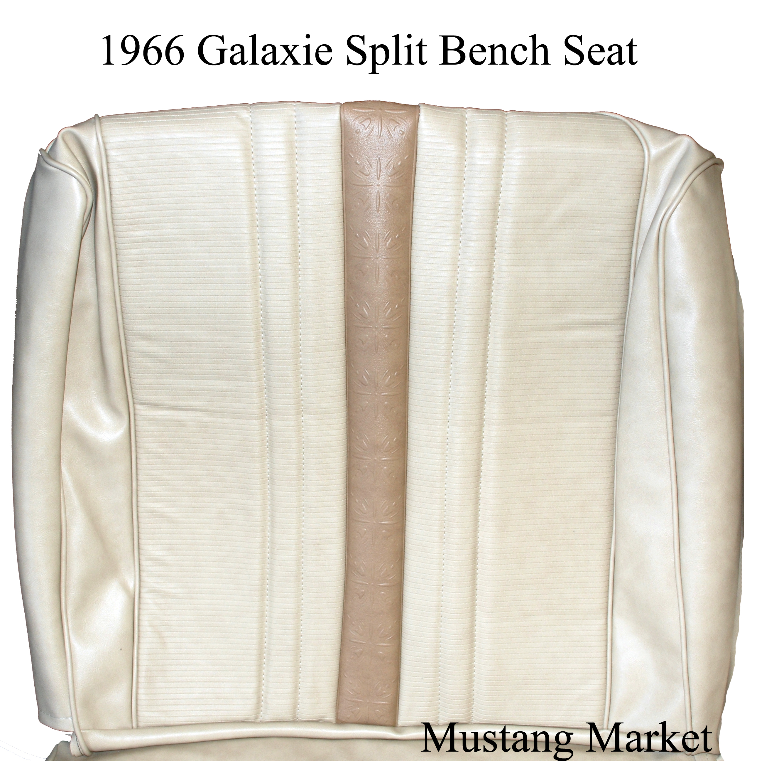 1966 Galaxie 500 Bench Seat Upholstery