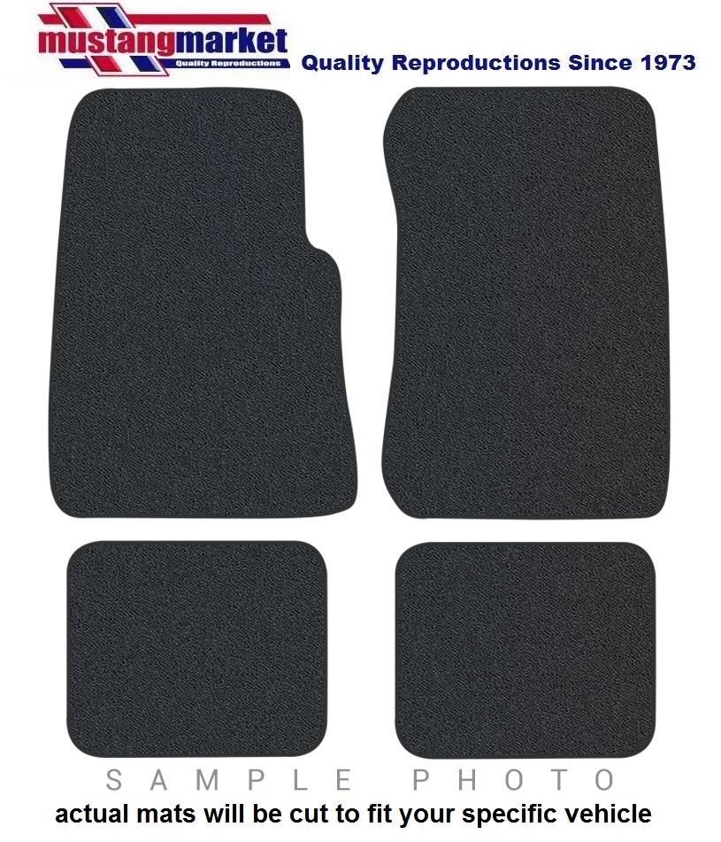 1965 1966 1967 1968 galaxie floor mats for 1965 mustang floor mats