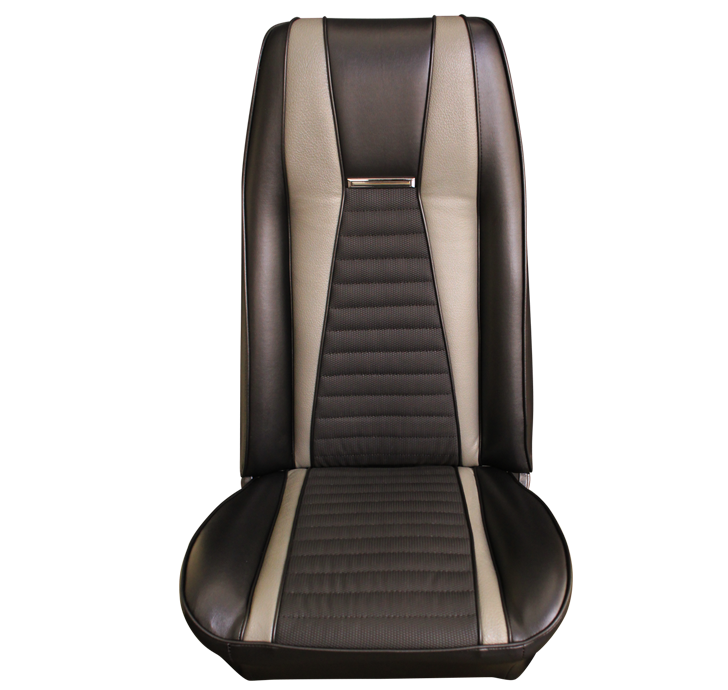 1972 Mustang Mach 1 Bucket Seat Upholstery