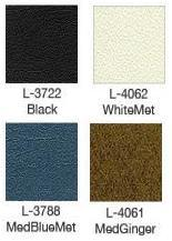 1971 Cougar Decor Upholstery Color Chart